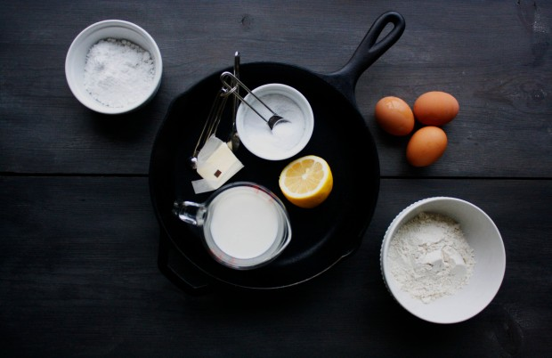 Dutch Baby Ingredients