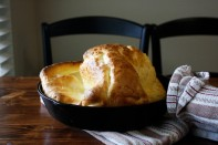 Dutch Baby Out of Oven